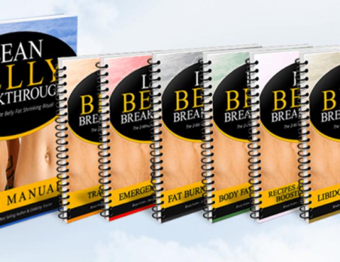 lean belly books